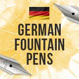 German Fountain Pens
