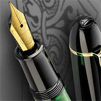 Pelikan M120 Historical Edition Fountain Pens