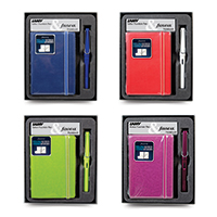 Lamy Fountain & Filofax Notebook Gift Set
