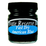 Private reserve fast dry ink
