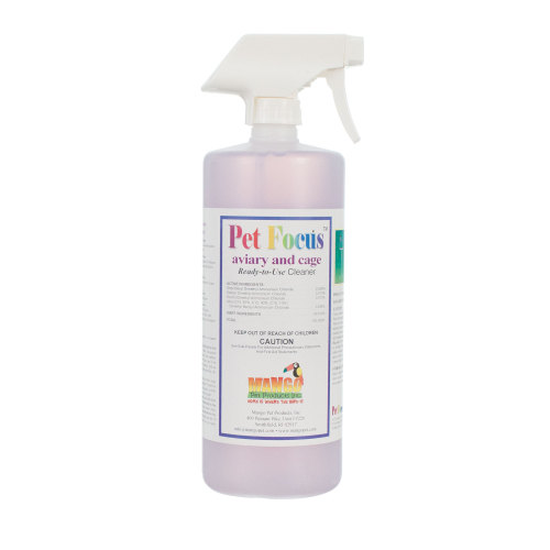 Pet Focus Aviary & Cage Cleaner