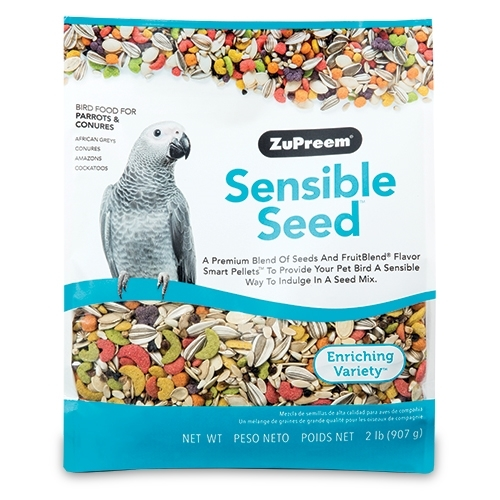 Sensible Seed for Parrots & Conures
