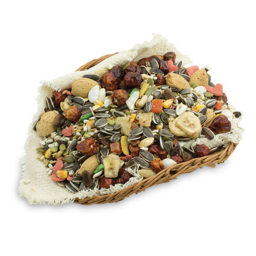 Great Companions Premier Parrot Gold Bird Food