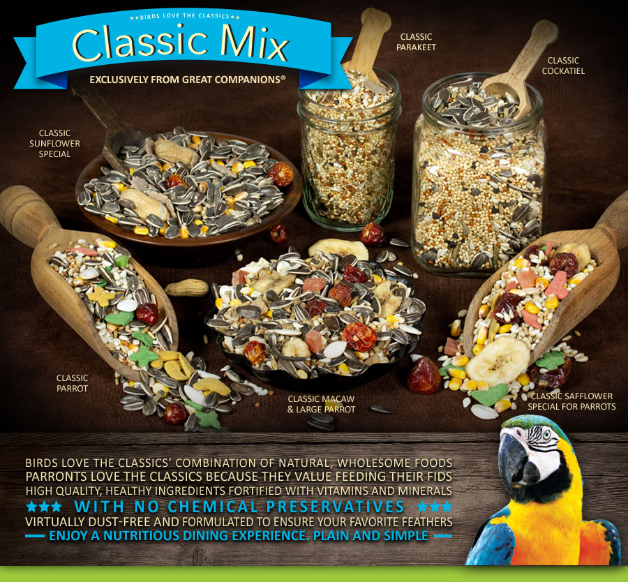 GC Classic Mix Food