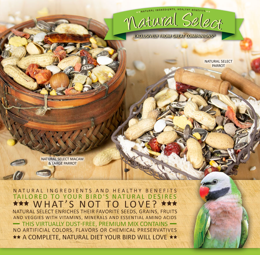 GC Natural Select Food