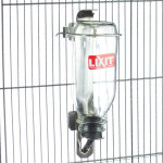 Lixit Bird Deluxe Glass Water Bottle