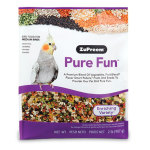 Pure Fun Food for Medium Birds