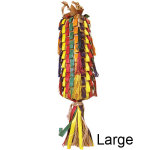 Rainbow Pinata Straight Foraging Toy