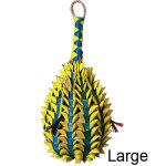 Pineapple Pinata Foraging Toy