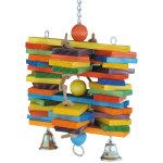 Woodpile Bird Toy