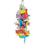 Mardi Gras Bird Toy