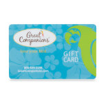 Great Companions Gift Card