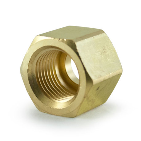 CO2 Regulator Nut