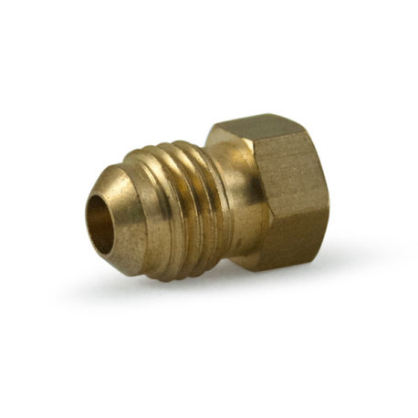 Male Flare Thread Plug