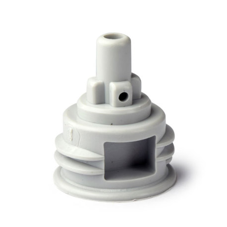 Cap for Gas (Gray) Ball Lock Keg Disconnect