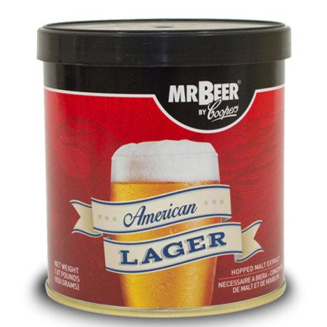 American Lager, Mr. Beer