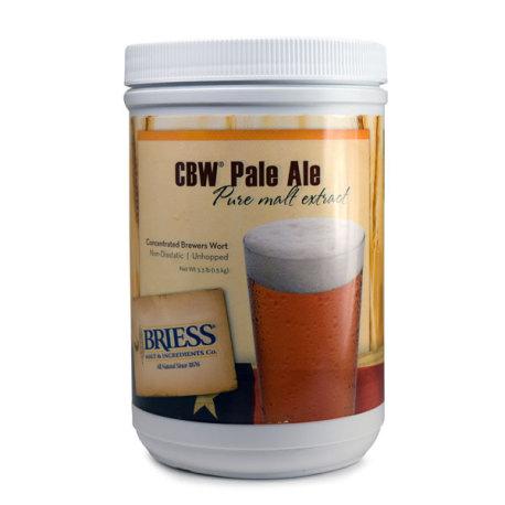 Briess Pale Ale Liquid Malt Extract, 3.3 lbs.