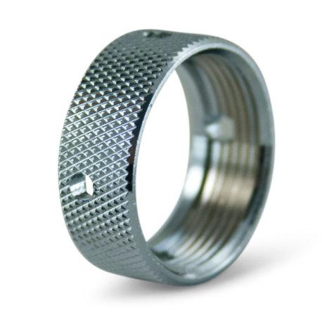 Chrome Coupling Nut for Faucet