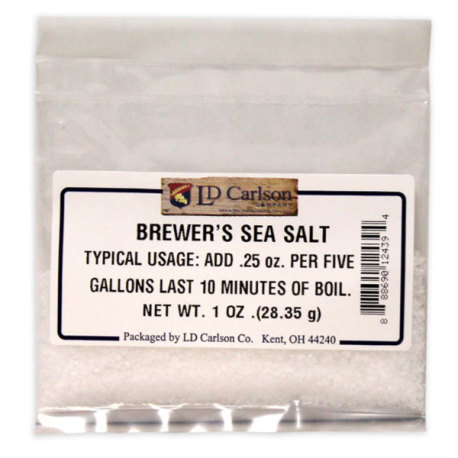 Brewer's Sea Salt, 1 oz