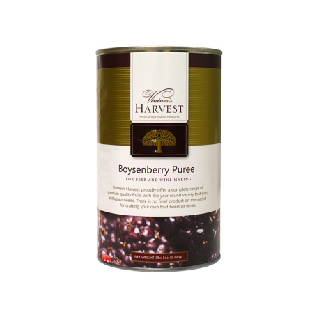 Boysenberry Puree, 49 oz.