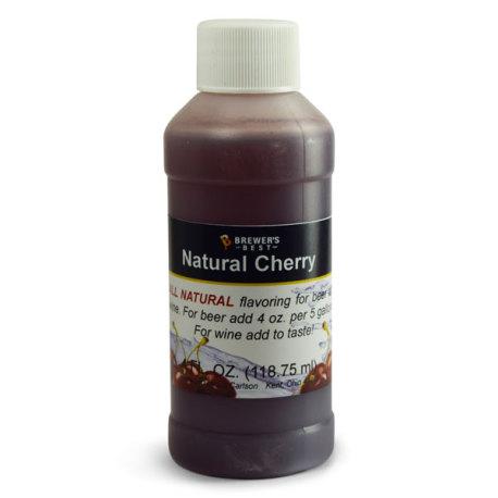 Cherry Natural Flavoring, 4 fl oz.