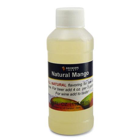 Mango Natural Flavoring, 4 fl oz
