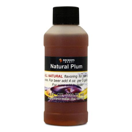 Plum Natural Flavoring, 4 oz