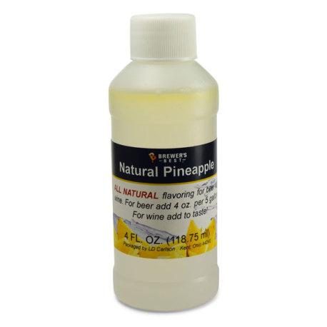 Pineapple Natural Flavoring, 4 fl oz