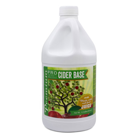 Pro Series Cider Base, 1 Gallon Jug (Makes 9 Gallons)