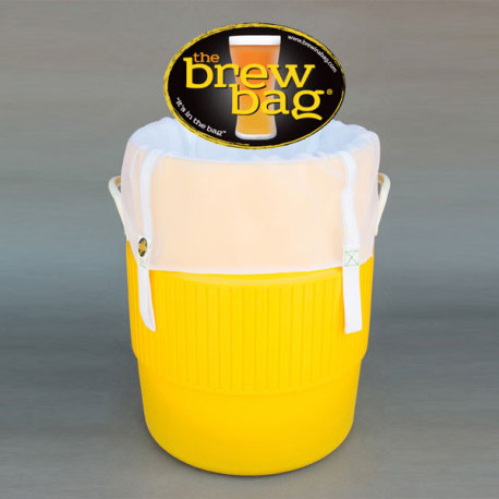 The Brew Bag® for 10 Gallon Round Cooler
