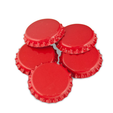 Red Crown Caps O2 Barrier, 144 ct.