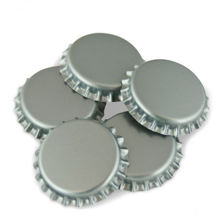 Silver Crown Caps O2 Barrier, 144 ct
