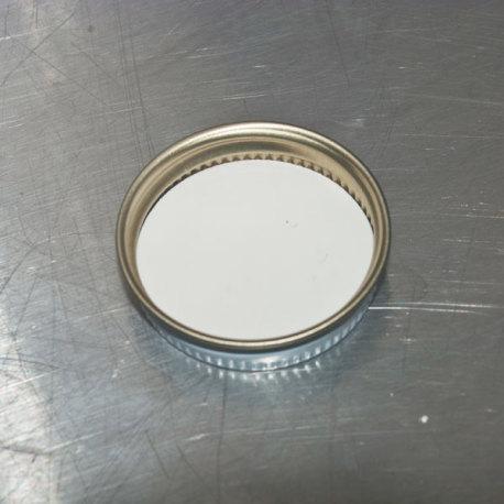 38 mm Metal Screw Cap