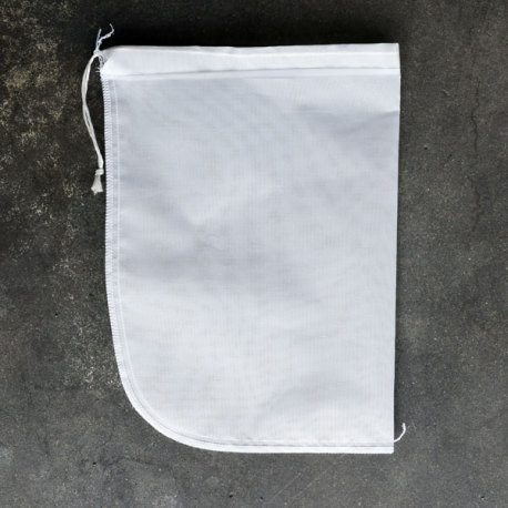 "Nylon Grain Bag with Drawstring - 9"" x 11"""