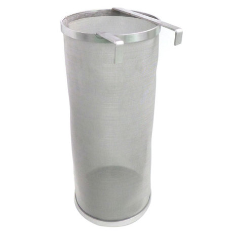 Brew Kettle Hop Filter 6 x 14 Stainless Steel - 300 Micron
