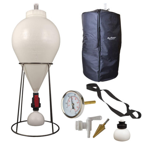 FastFerment Conical with Premium Accessory Pack