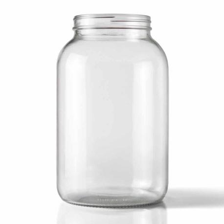 Wide Mouth Gallon Jar - Single Jar