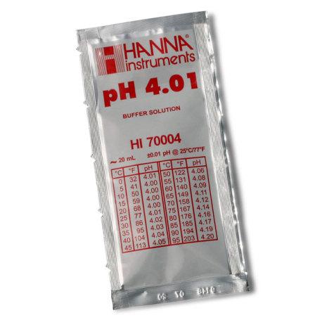 pH Meter Buffer Solution 4.01
