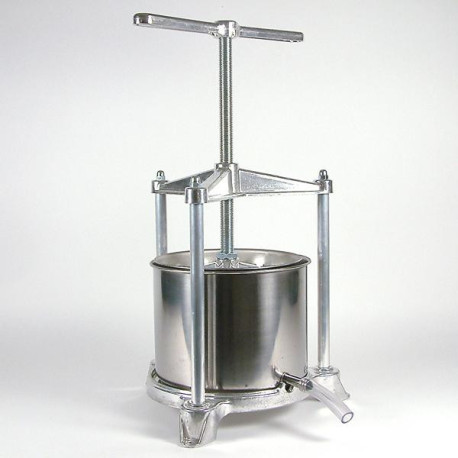 Ferrari Stainless Steel Fruit Press