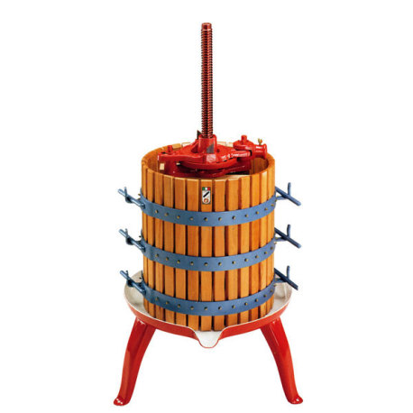 Italian Fruit Press, #35 - 100 lb Capacity