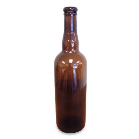 750 mL Belgian Beer Bottles, Cork Finish - Case of 12