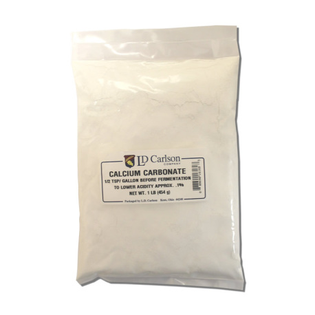 Calcium Carbonate, 1 lb