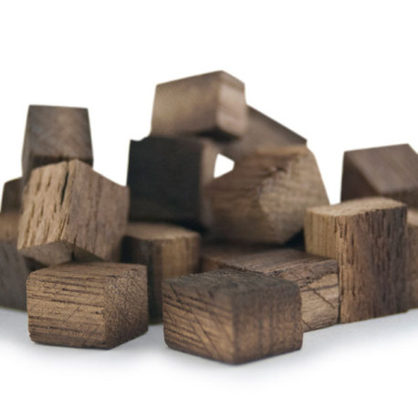 French Oak Cubes Medium Toast, 3 oz.