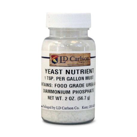 Yeast Nutrient, 2 oz