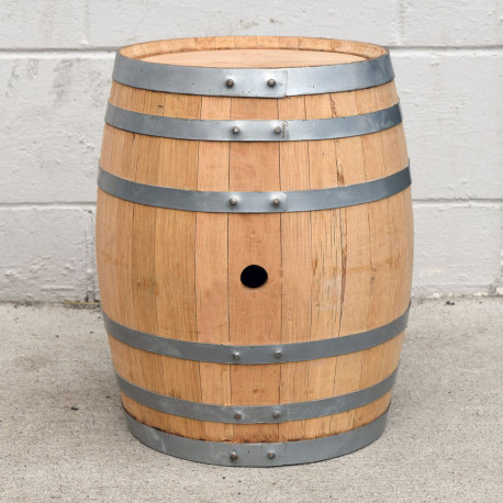 New American Oak Barrel - 5 Gallons - Medium CHARRED (Level 3)