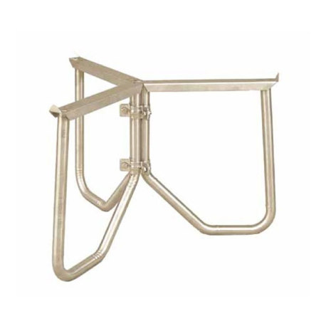 Stainless Steel Support Stand for 300 Liter Tanks (200 Liter Wide Tanks) - 26 in/65 cm