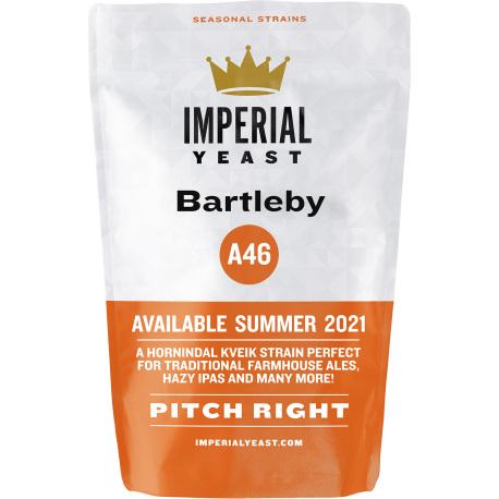 Imperial Yeast A46 Bartleby - Seasonal Strain