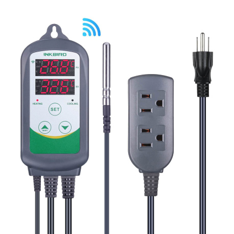 Inkbird WIFI Enabled ITC-308 Temperature Controller