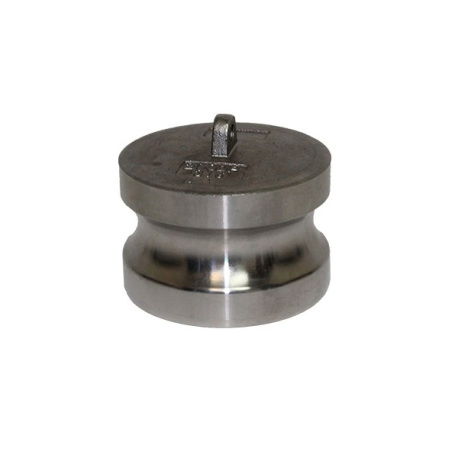 Male Camlock Plug, 1/2 in. 304 SS