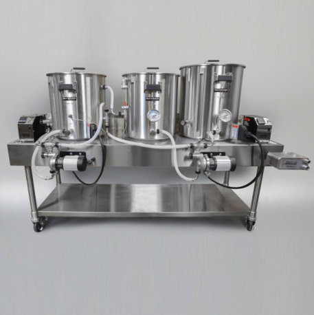10 Gallon Electric Pro HERMS Turnkey Brewing System by Blichmann Engineering